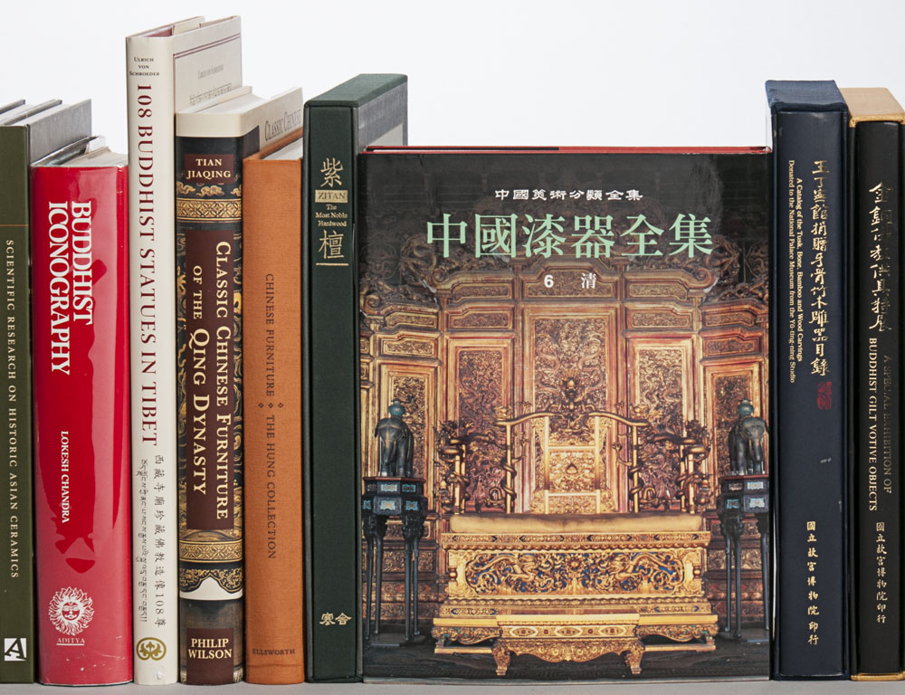 A Scholar's Library online