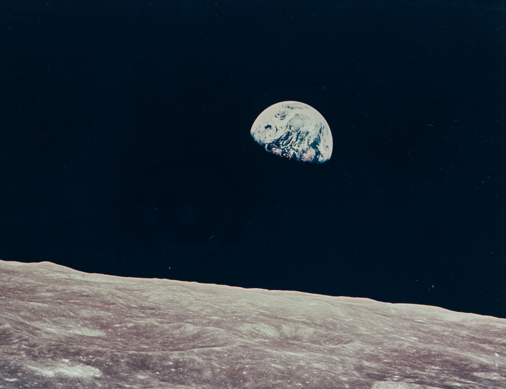 The Beauty of Space: Vintage NASA Photos